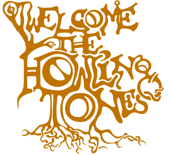 Welcome the Howling Tones logo